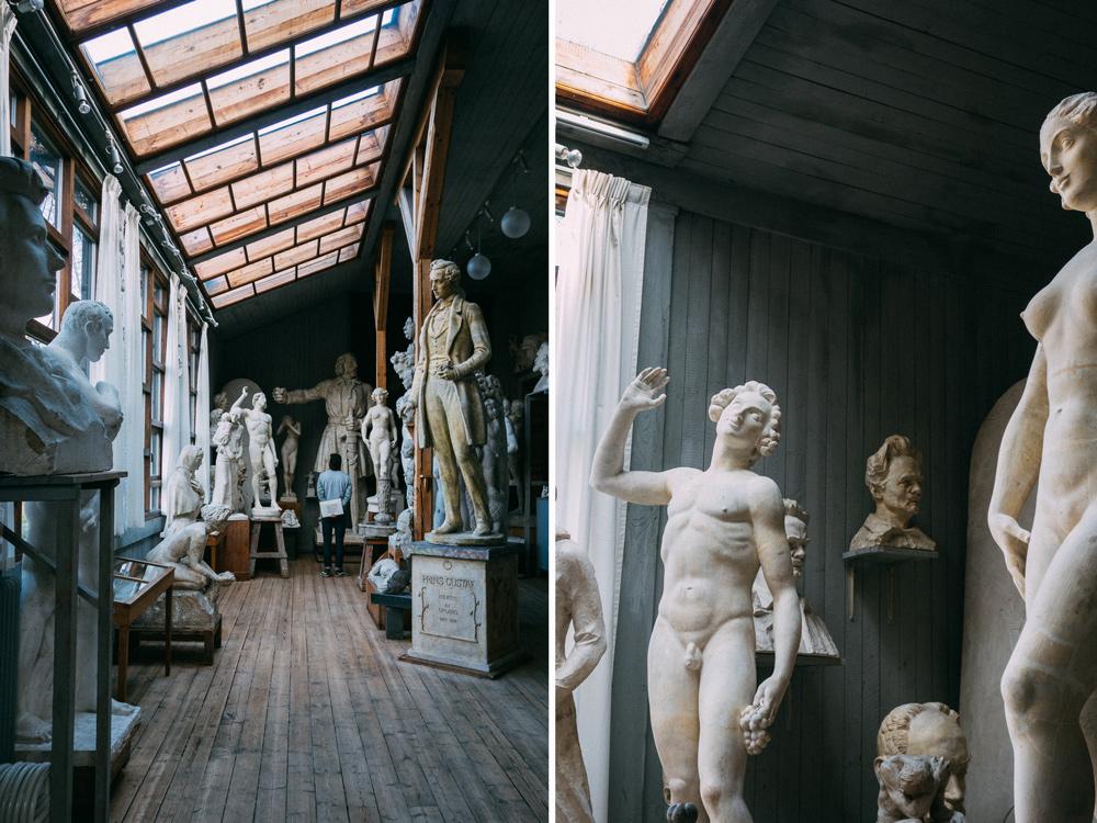 Carl eldhs atelje i Stockholm