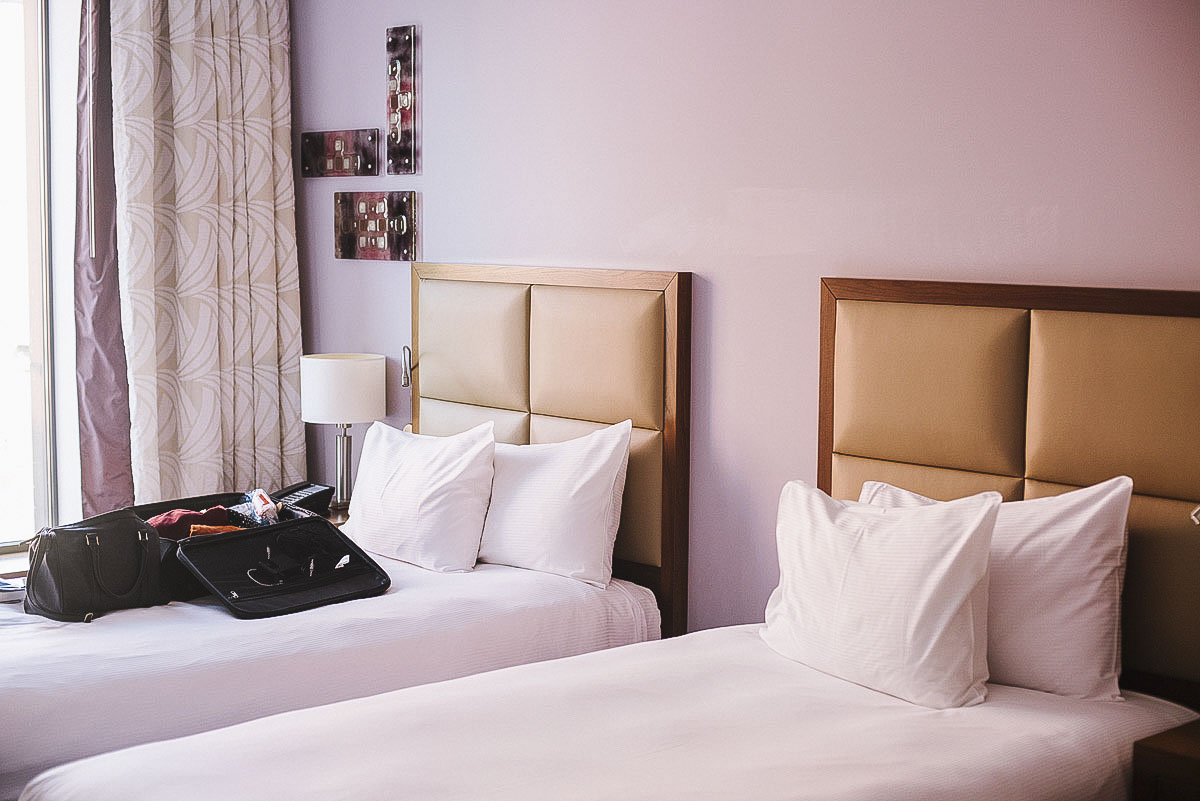 Hitta hotellrum på Hilton hotell i Gdansk under din weekendresa