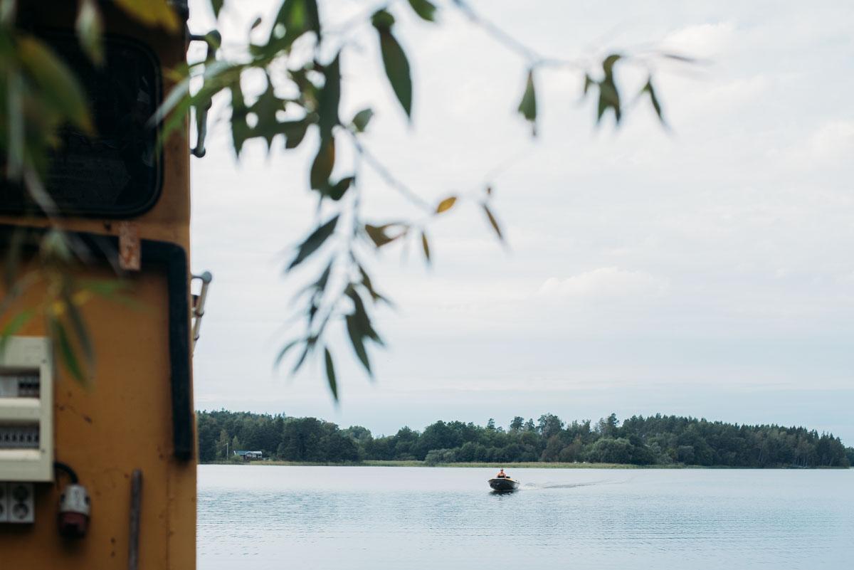 summer workation på lindö med influencers of sweden