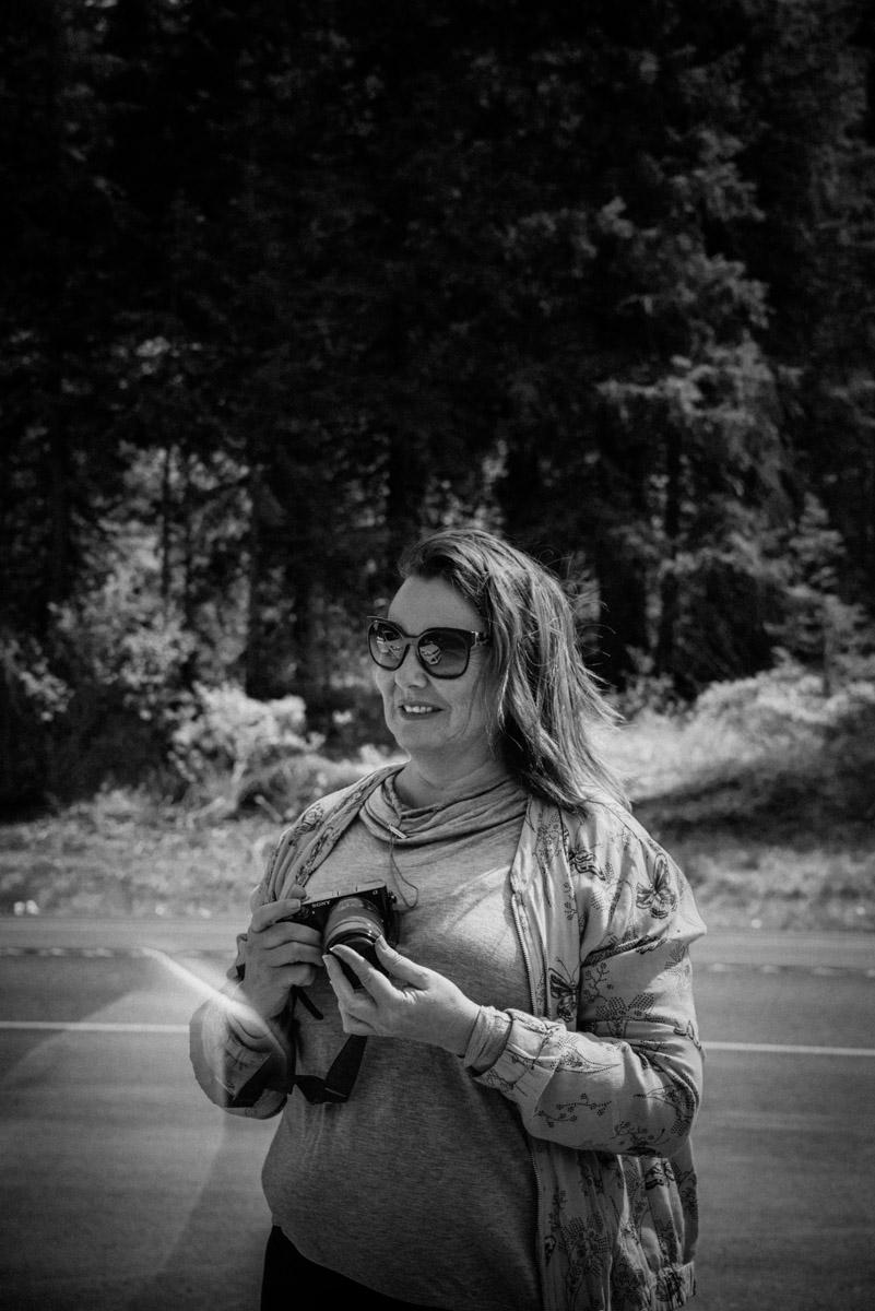 Hyra bil och köra runt på halvön Kenai i den amerikanska delstaten Alaska