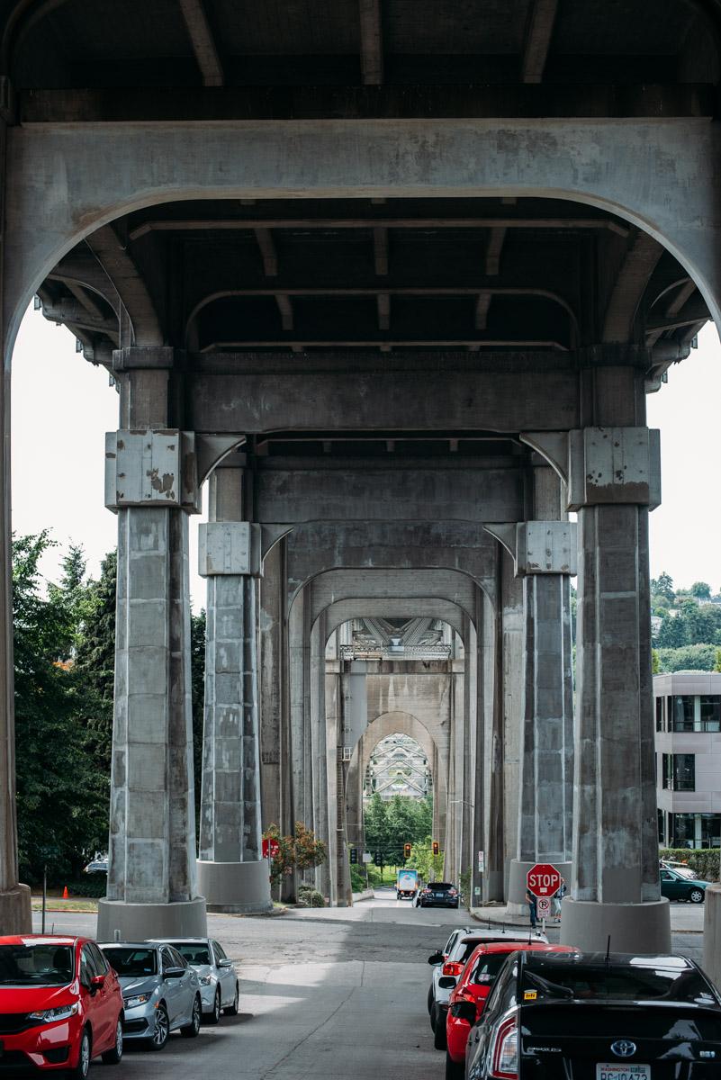 trollet under bron är en sak att se i seattle