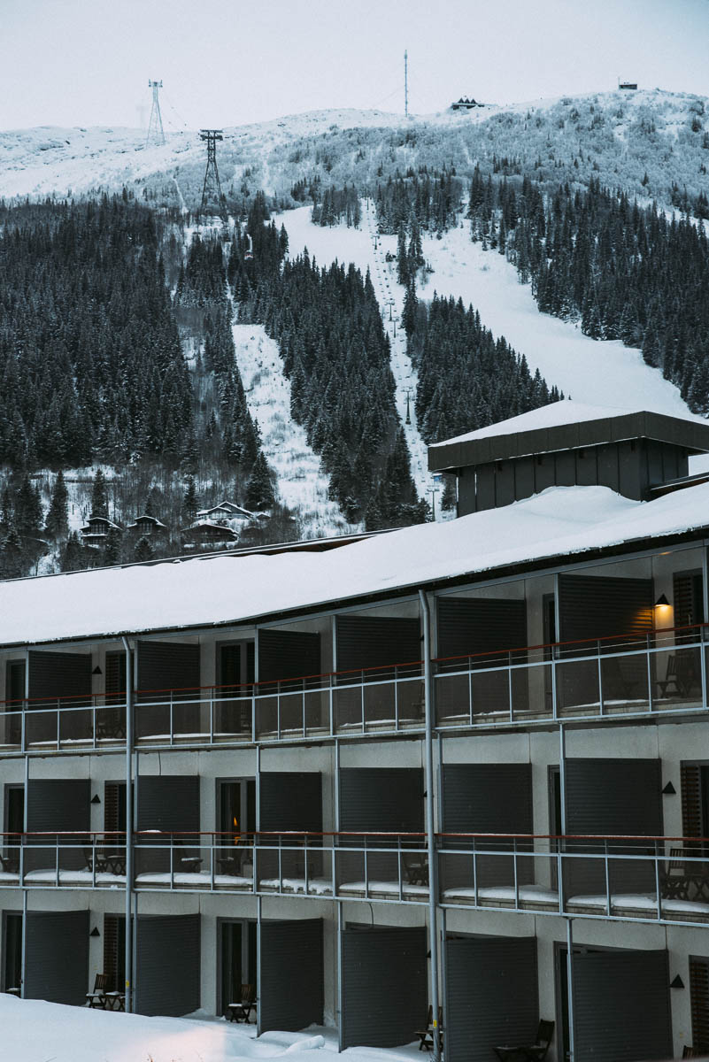 Winter workation på Hotel holiday club i Åre