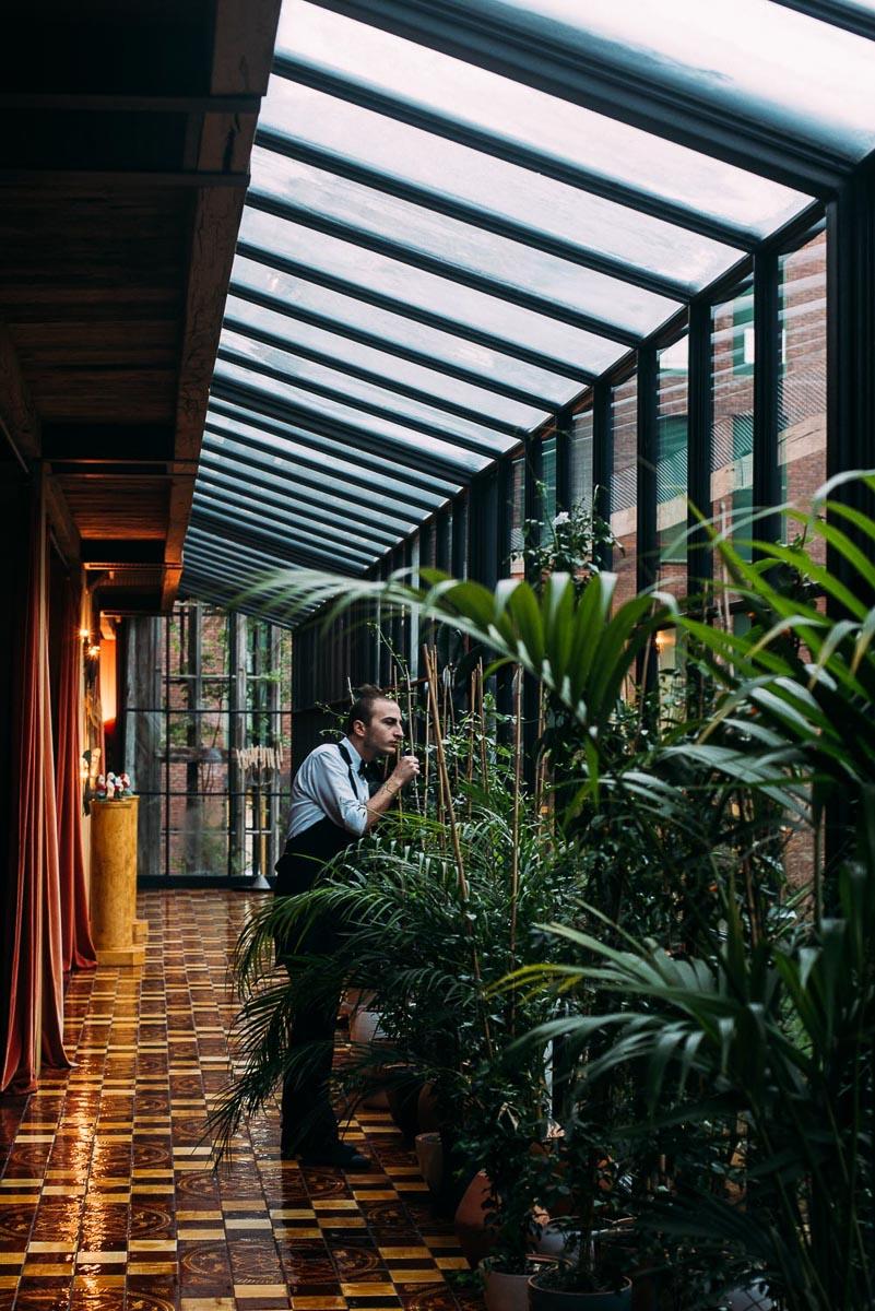 The kitchen på Rooms hotel från min guide till bra restauranger och barer i Tbilisi
