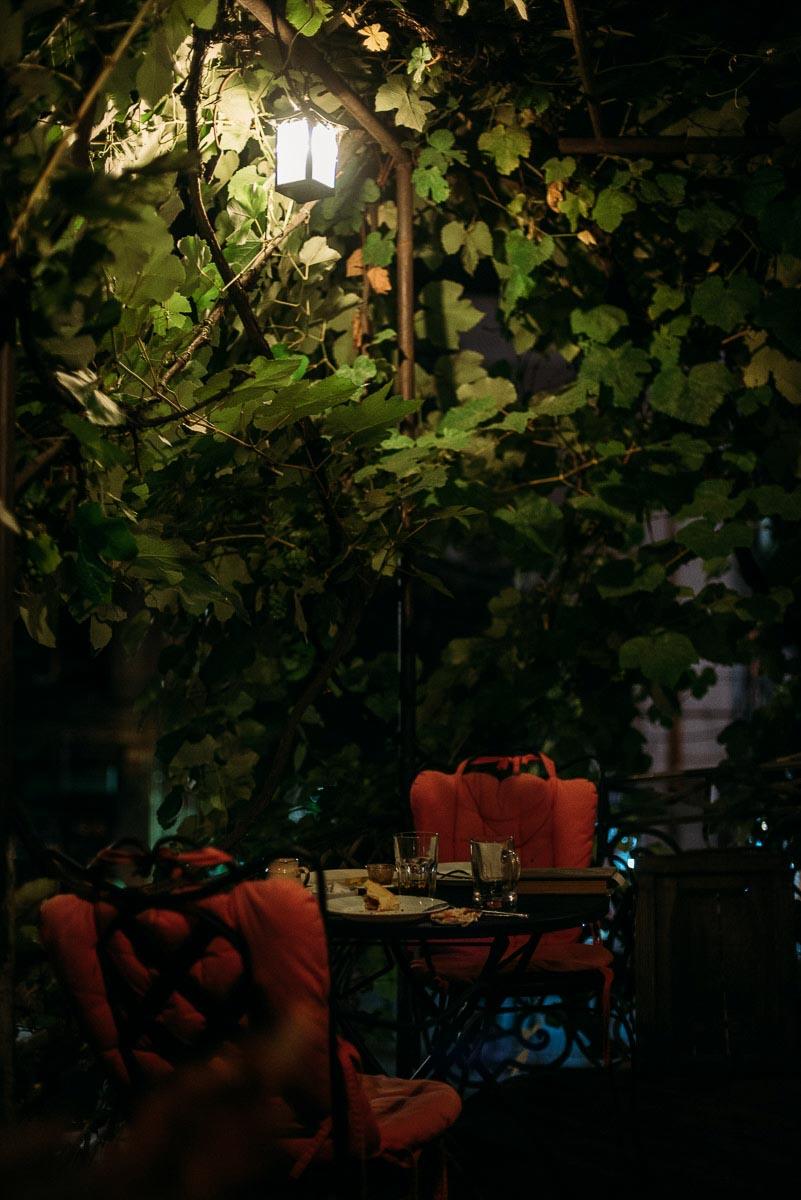 cafe linville är ett tips från min guide till bra restauranger och barer i Tbilisi