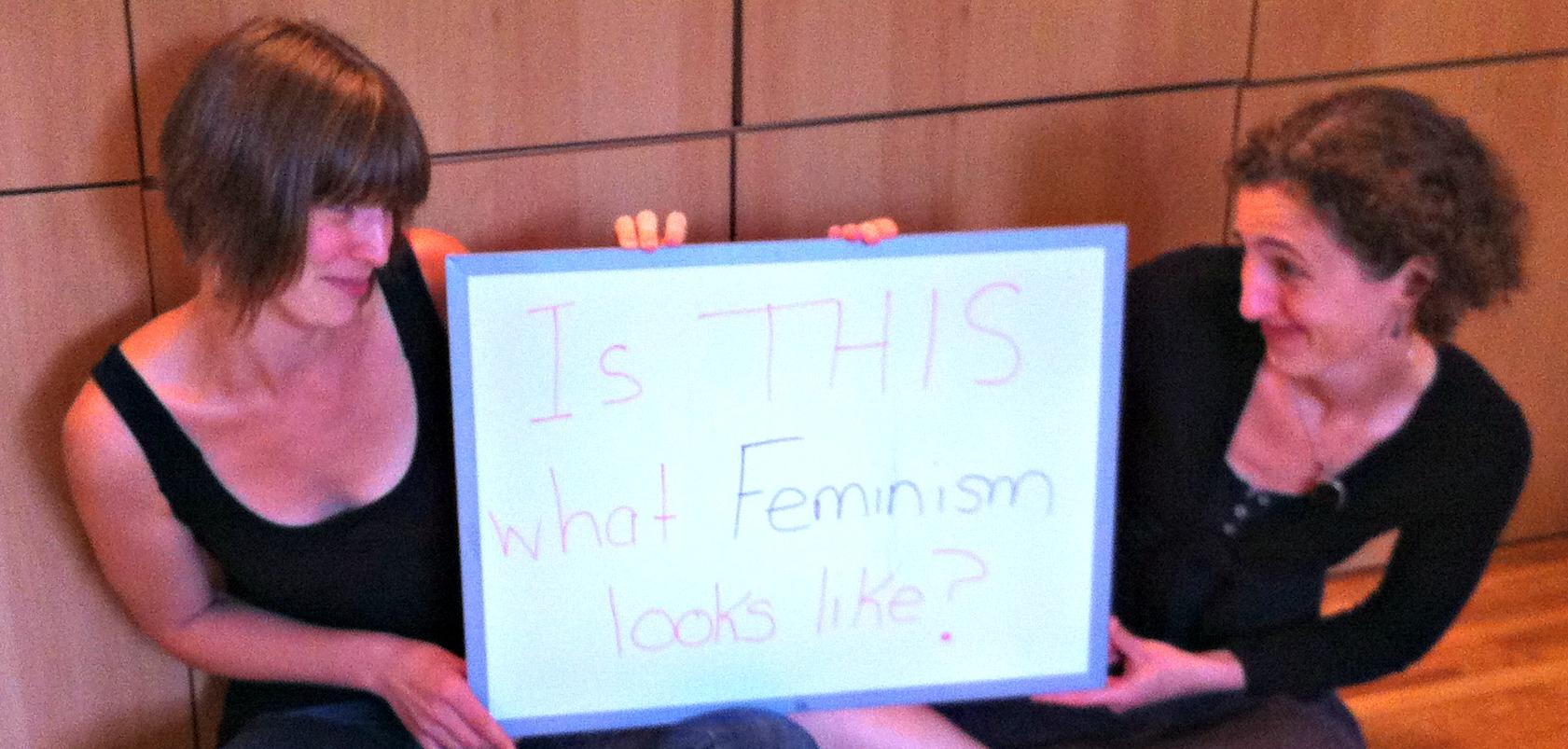 what feminism looks like