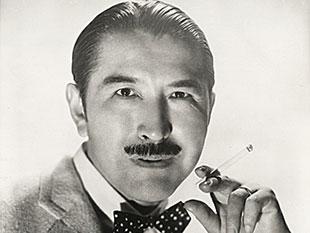 Portrait of Vargas