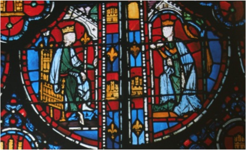 Book of Esther Window