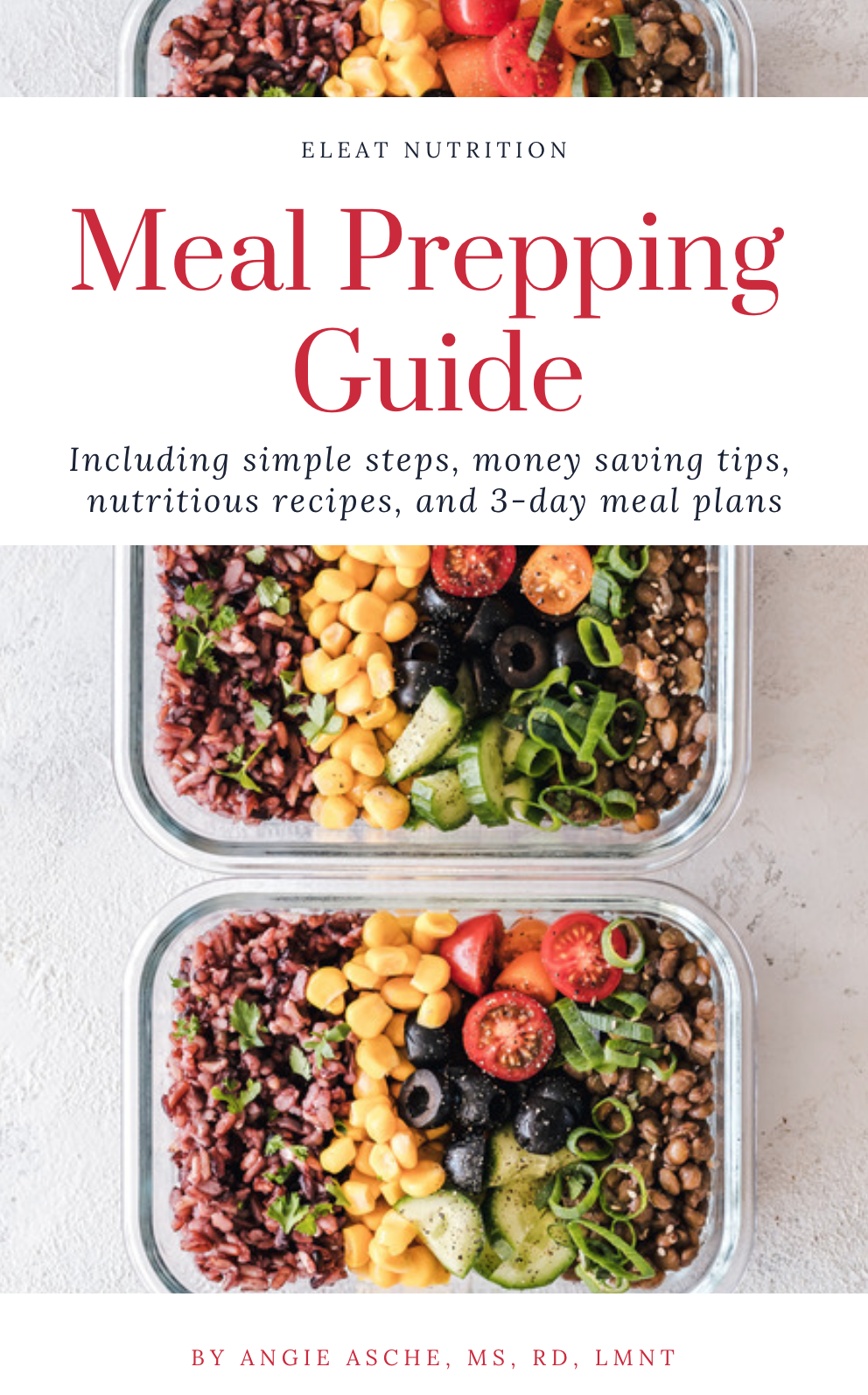 Meal Prepping Guide Eleat Sports Nutrition