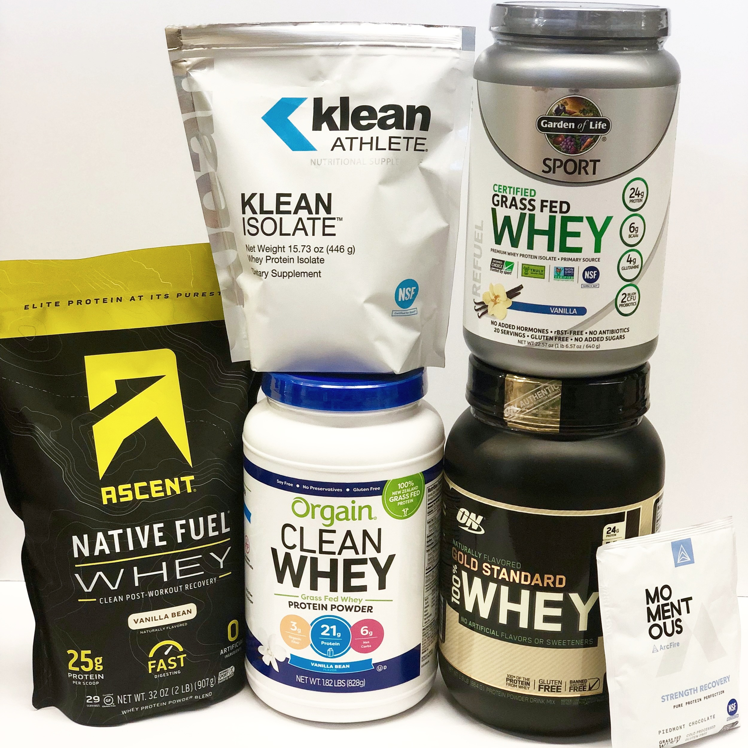 Athlete's Guide to Whey Protein Powders
