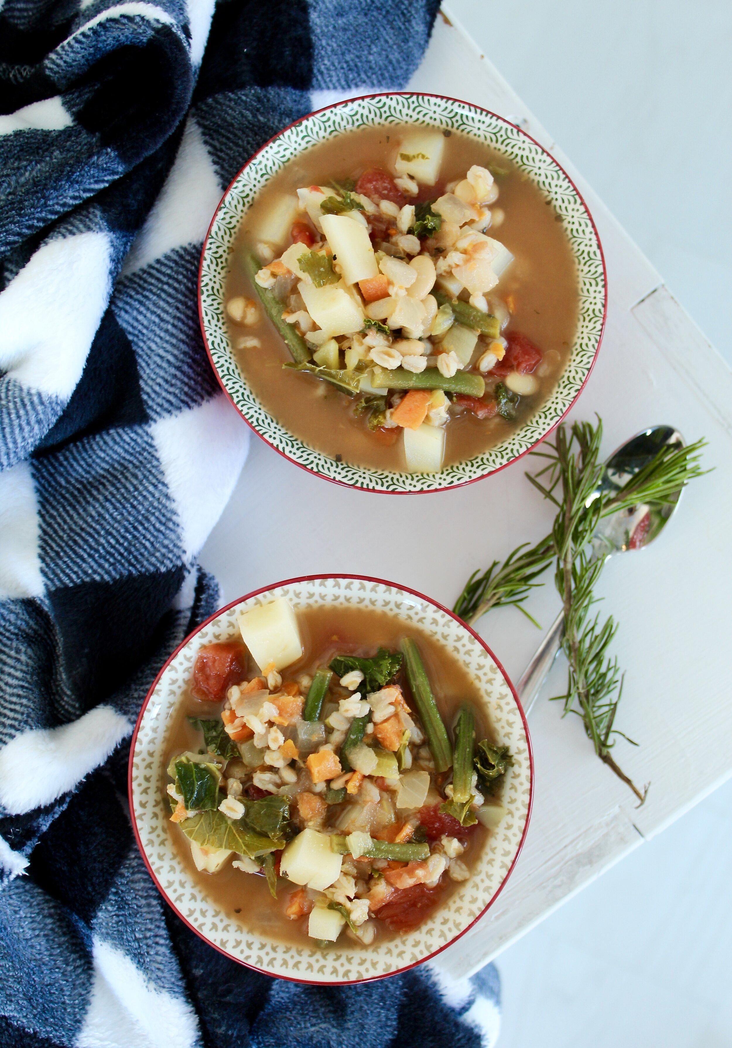 法罗蔬菜汤