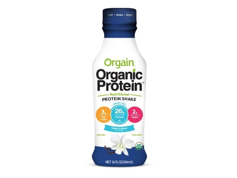 Orgain蛋白质