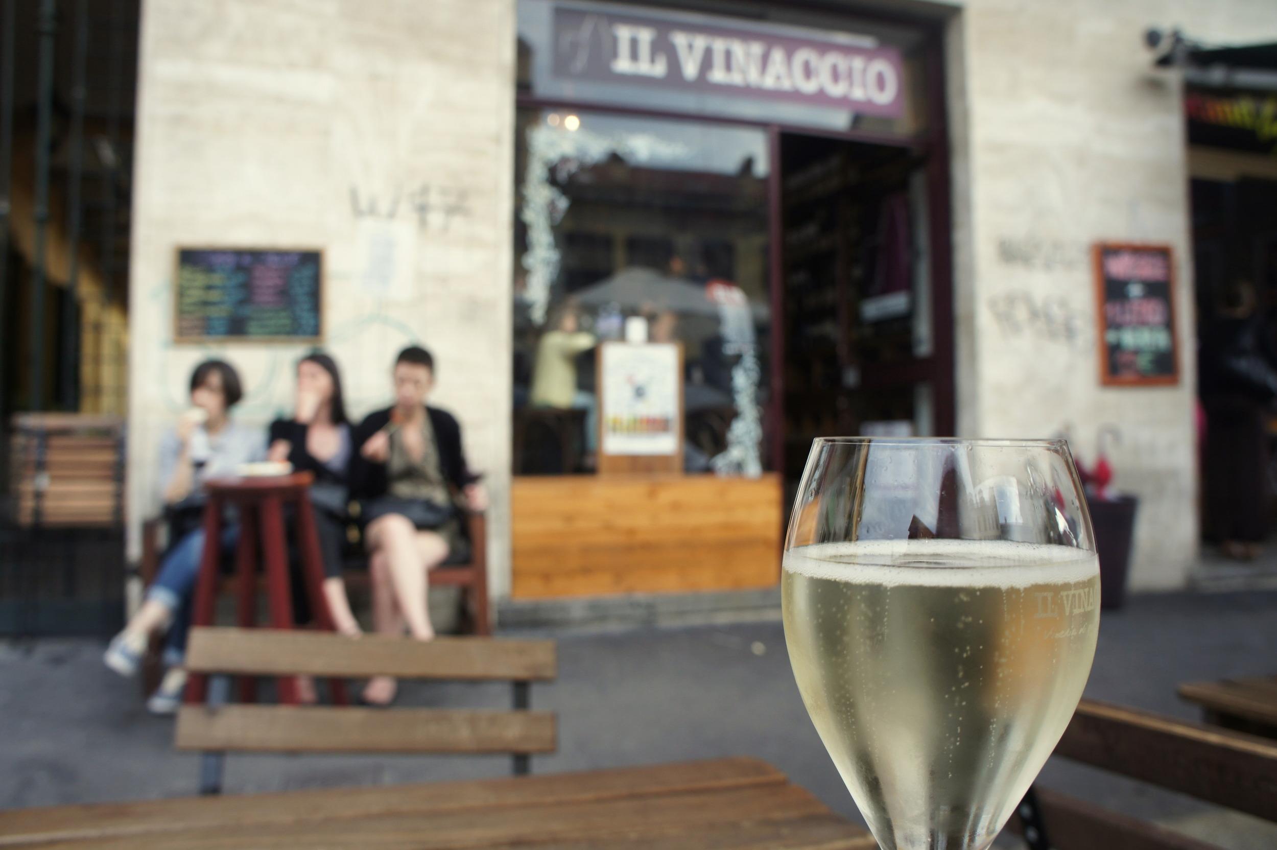 Il Vinaccio, Navigli