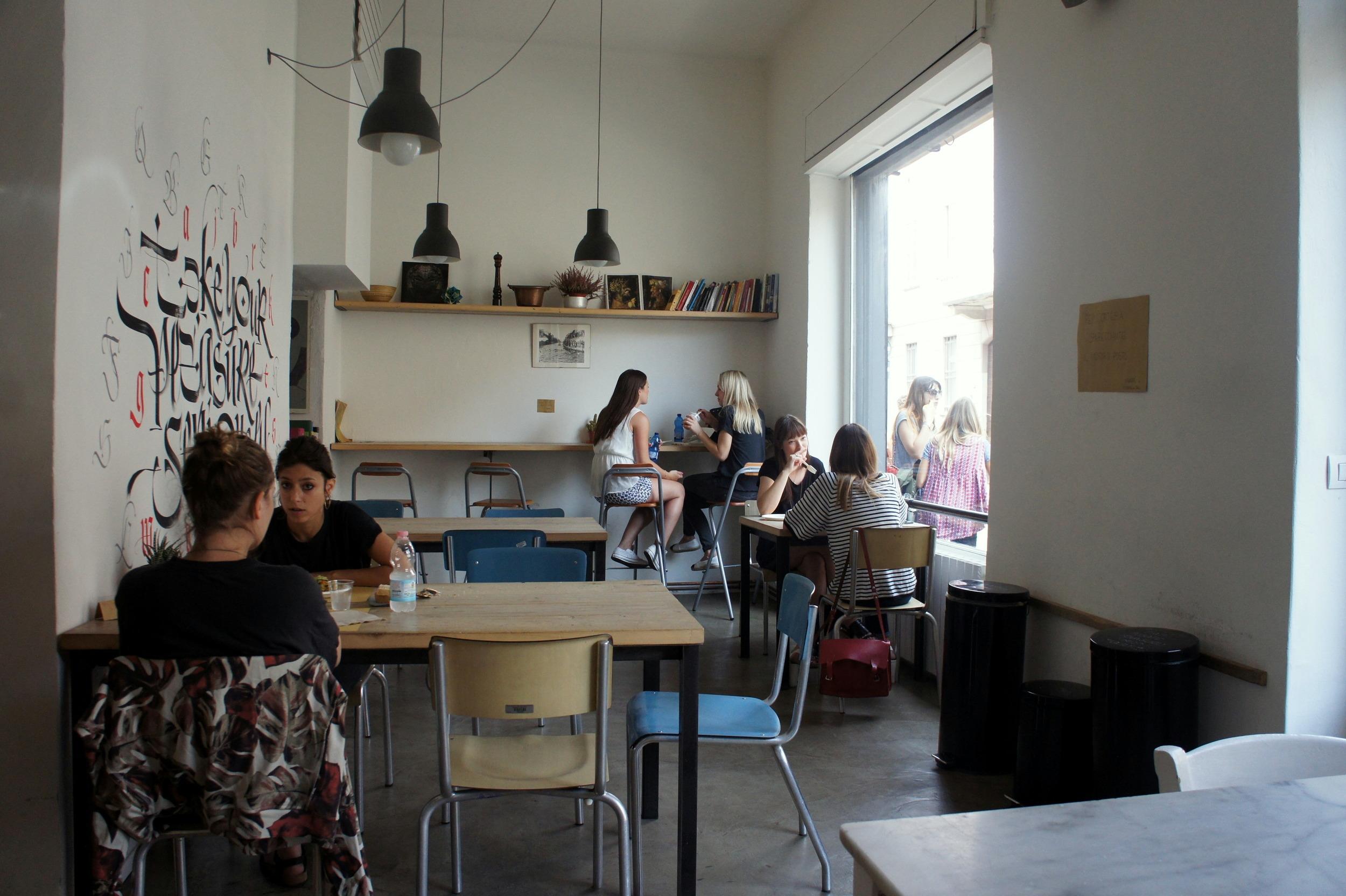 Kitchen and Soul, Via Pestalozzi