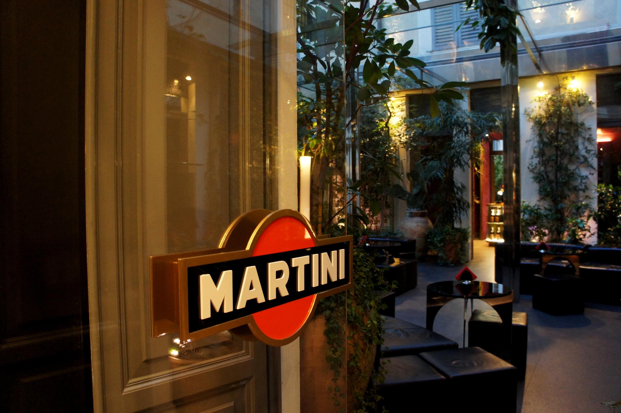 Bar Martini, Dolce & Gabbana