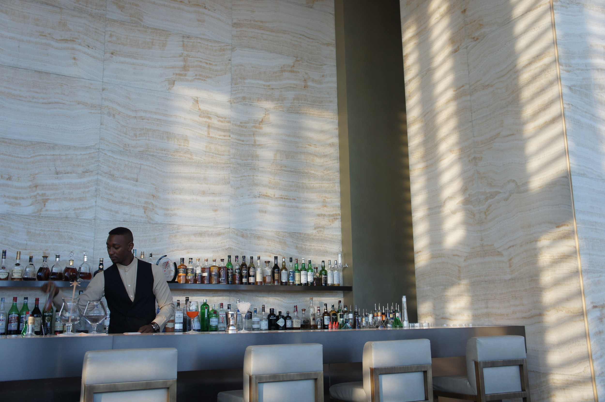 Armani Bamboo Bar, Brera