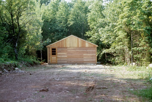 park cabin