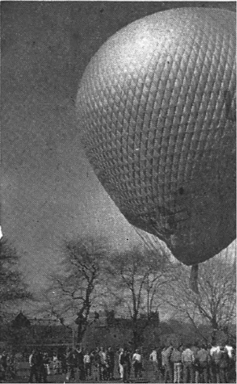 In 1948, 19 women from Smith College arrived as Houseparties guests not by the PJ&B (Princeton Junction & Back, as the Dinky was known), but by hot air balloon.  Source: The Daily Princetonian
