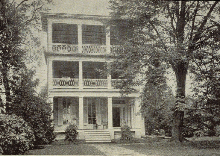 1st Clubhouse, 1891