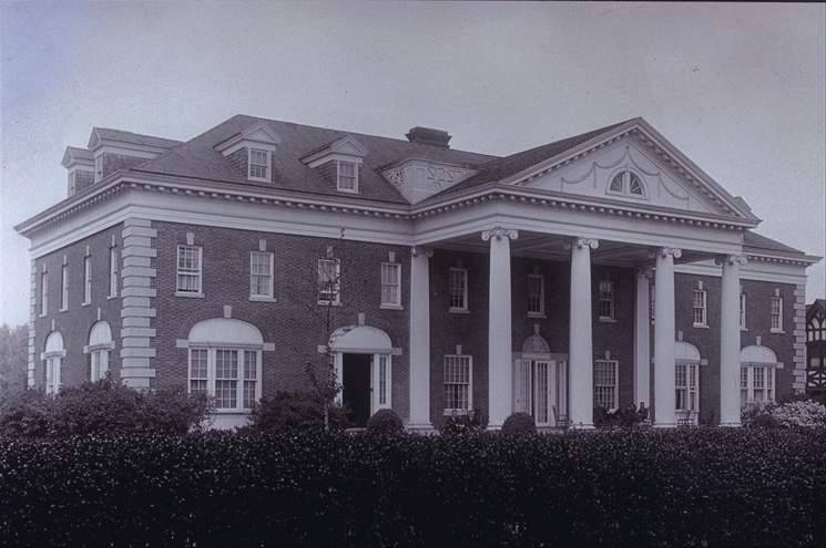 New Clubhouse, 1907 https://etcweb.princeton.edu/Campus/text_Colonial.html