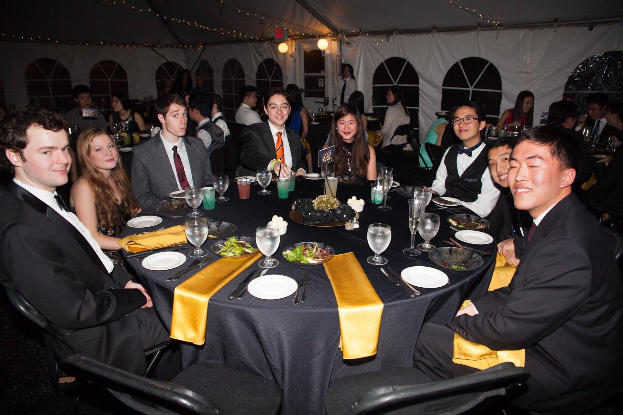 Winter Formals: Great Gatsby  December 2015