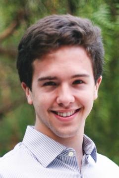 Assistant Social Chair: Matthew Lucas