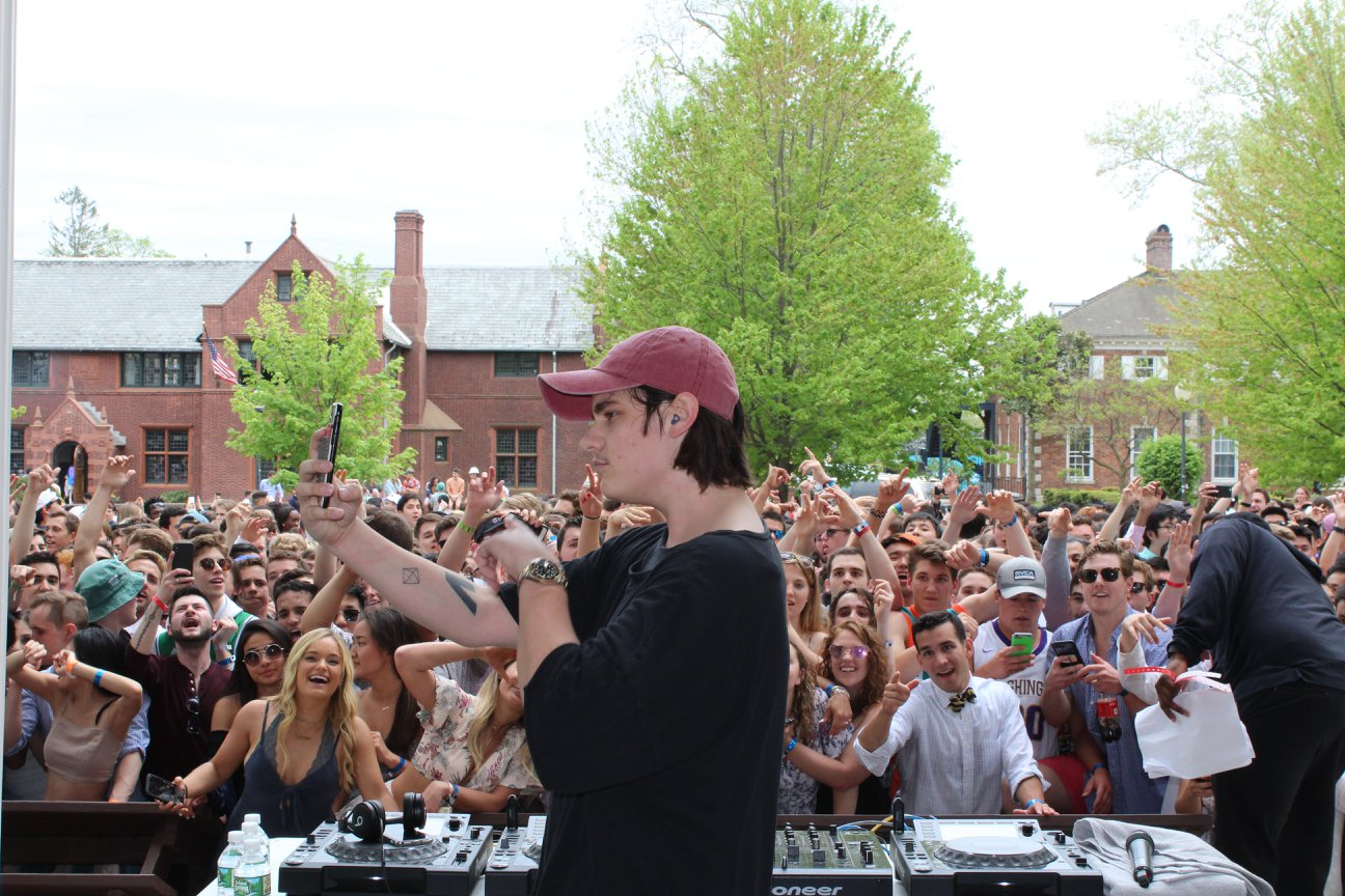 Spring Lawnparties ft. Audience  May 2018