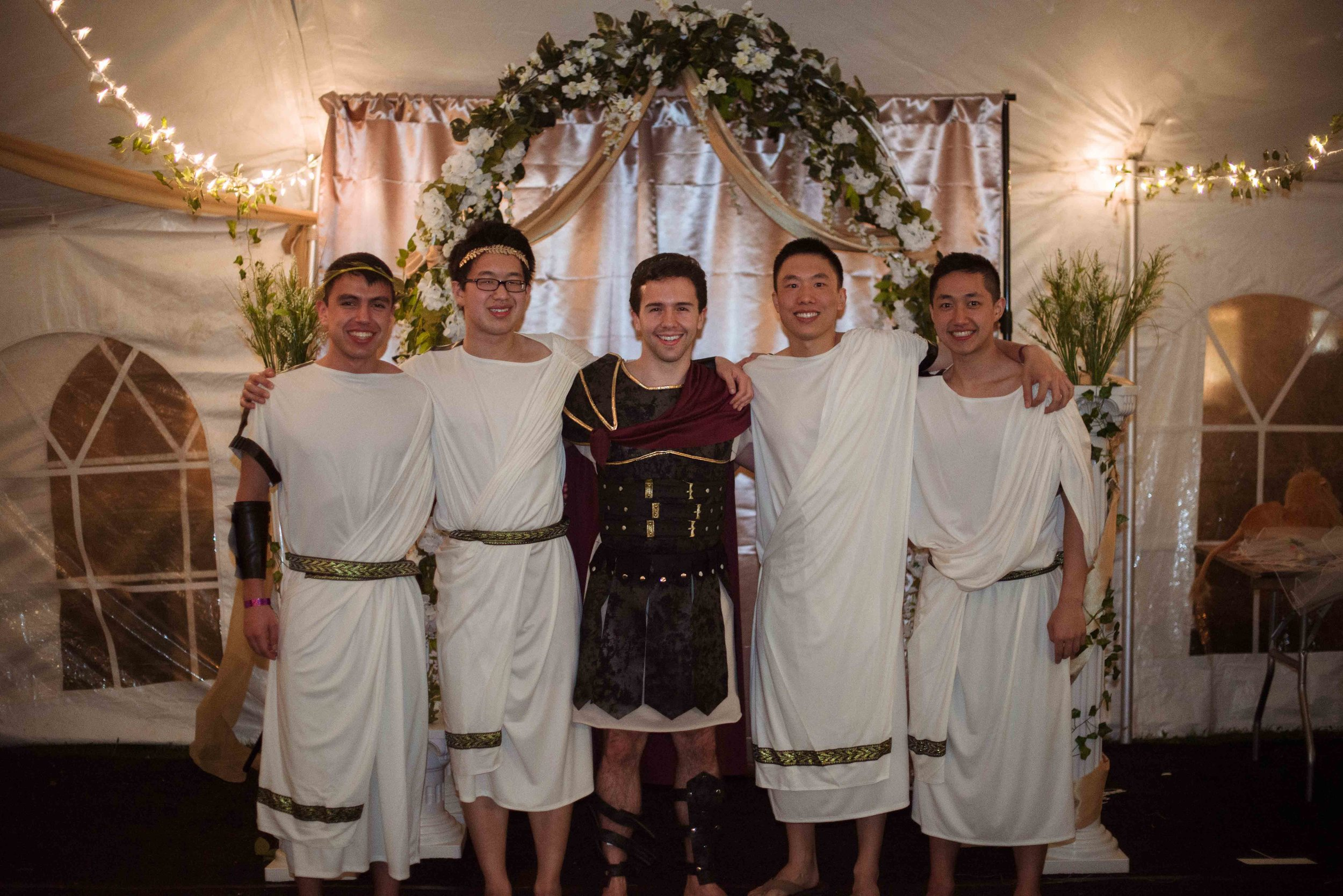Houseparties: Caesar's Palace  May 2018