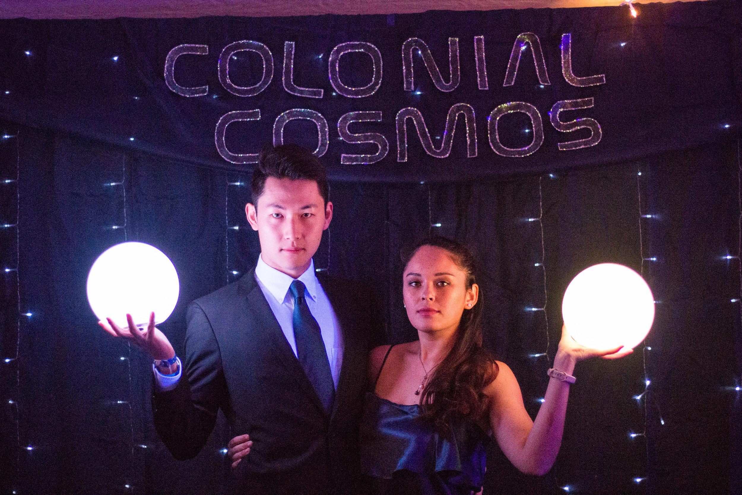 Winter Formals: Cosmos  December 2018