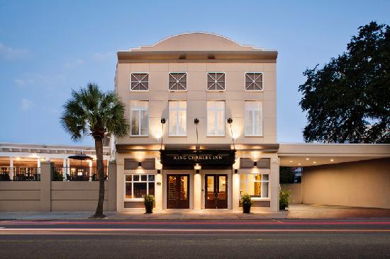 King Charles Inn, Charleston