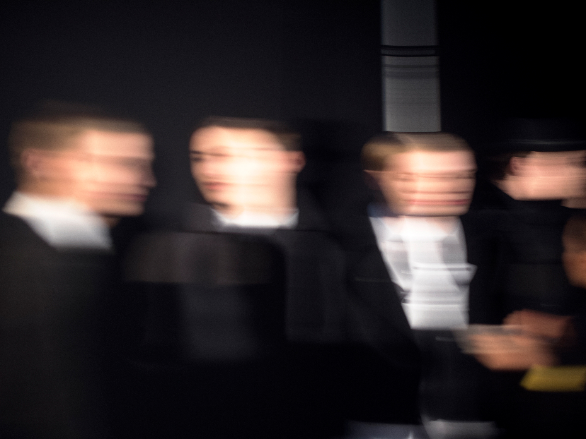 A conglomeration of images from various backstage assignments shot for GQ,Tumblr, Details, Thom Browne, and more.