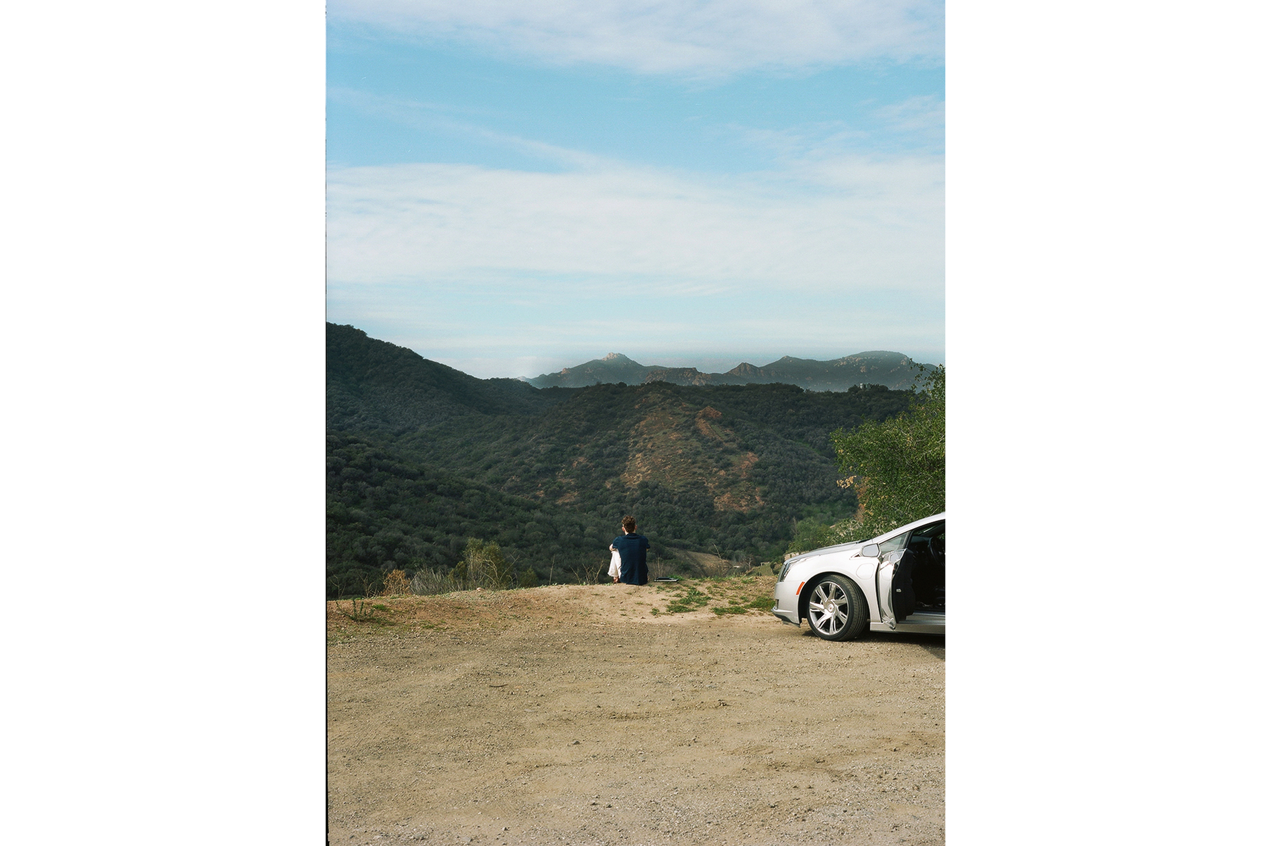 Scott, photographed for Cadillac, Big Sur, 2015