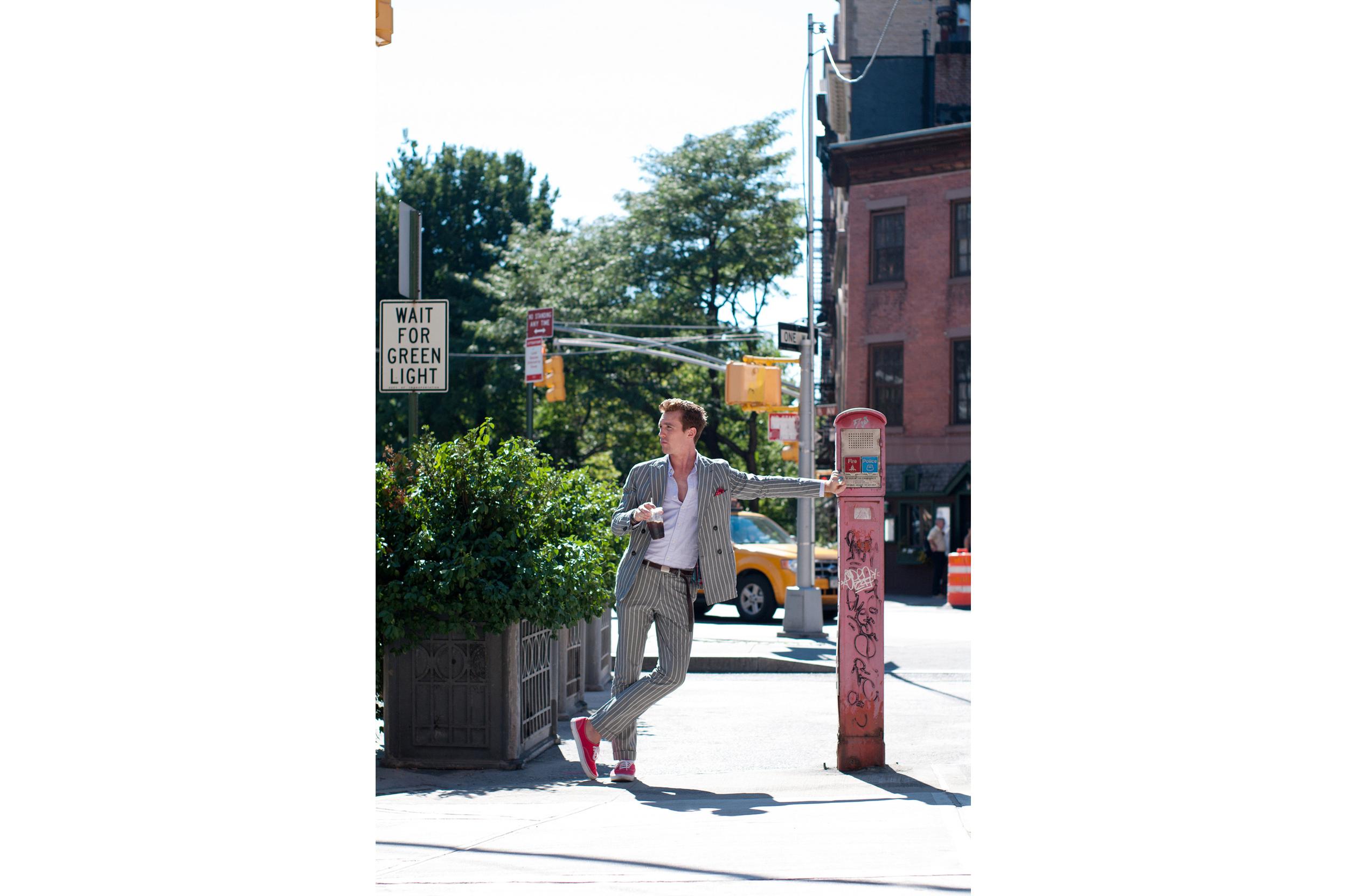 Zeph, New York, 2013