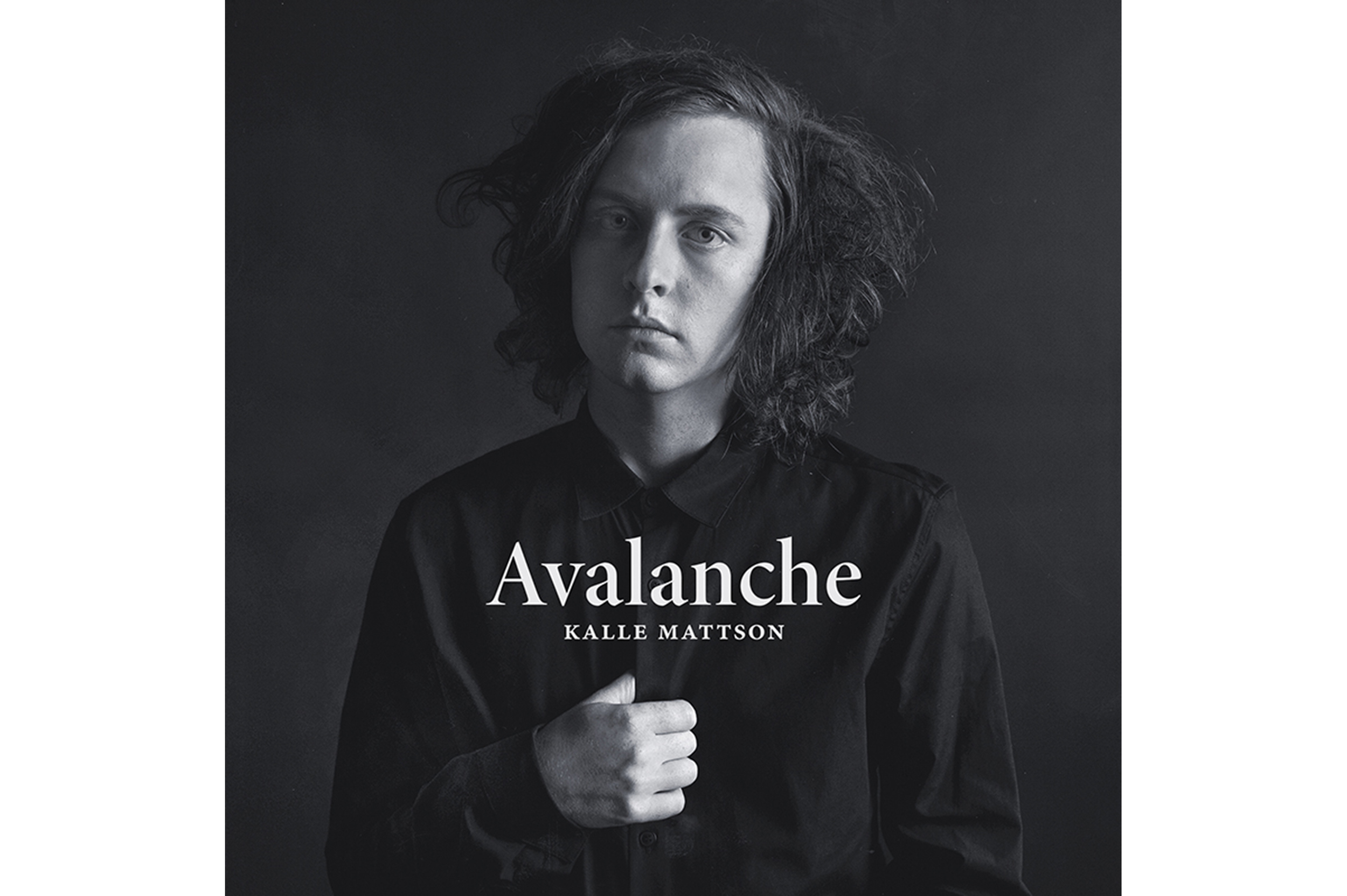 Kalle Mattson, photographed for Avalanche album cover, Toronto, 2014