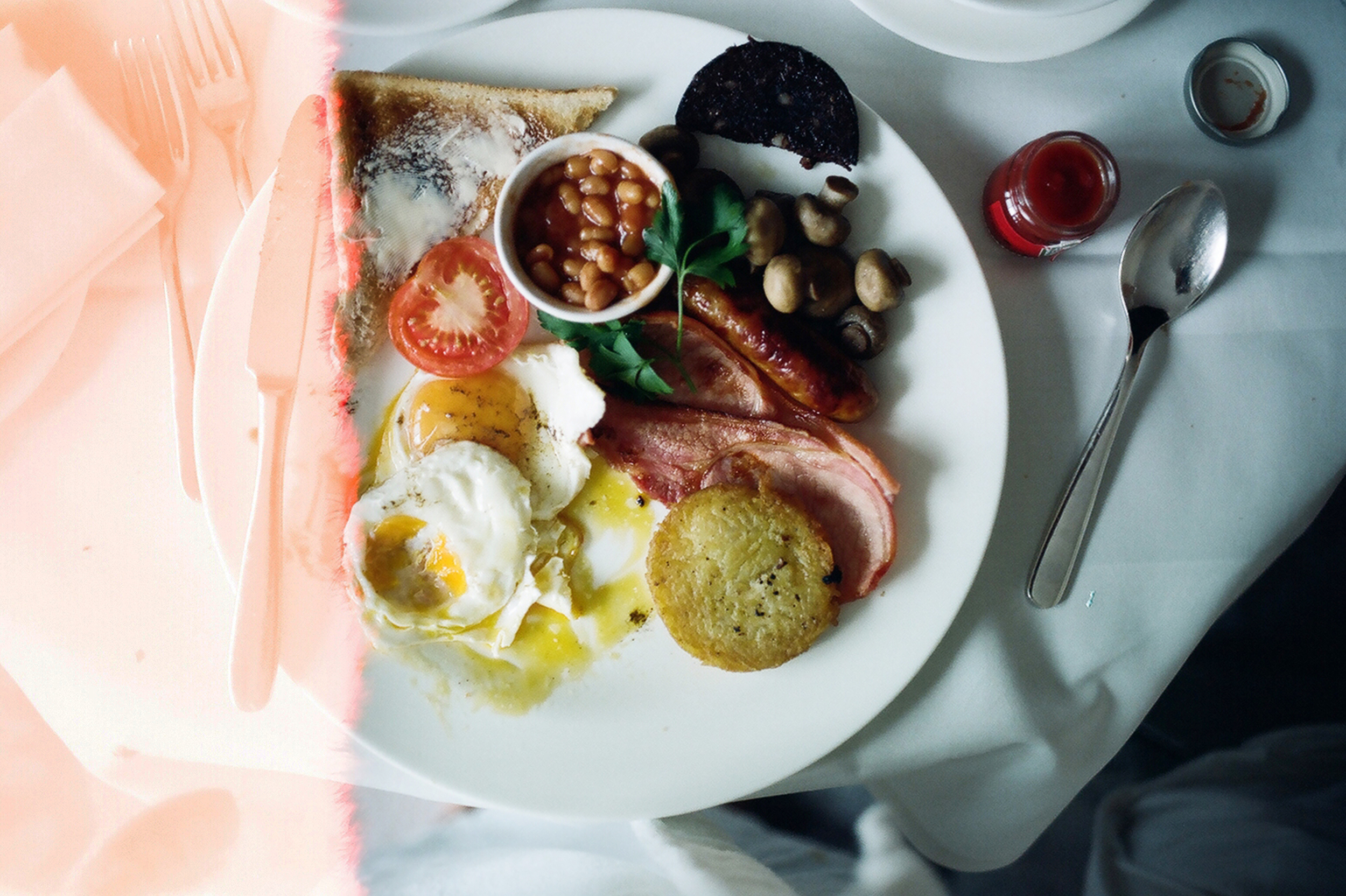 Breakfast, London, 2014