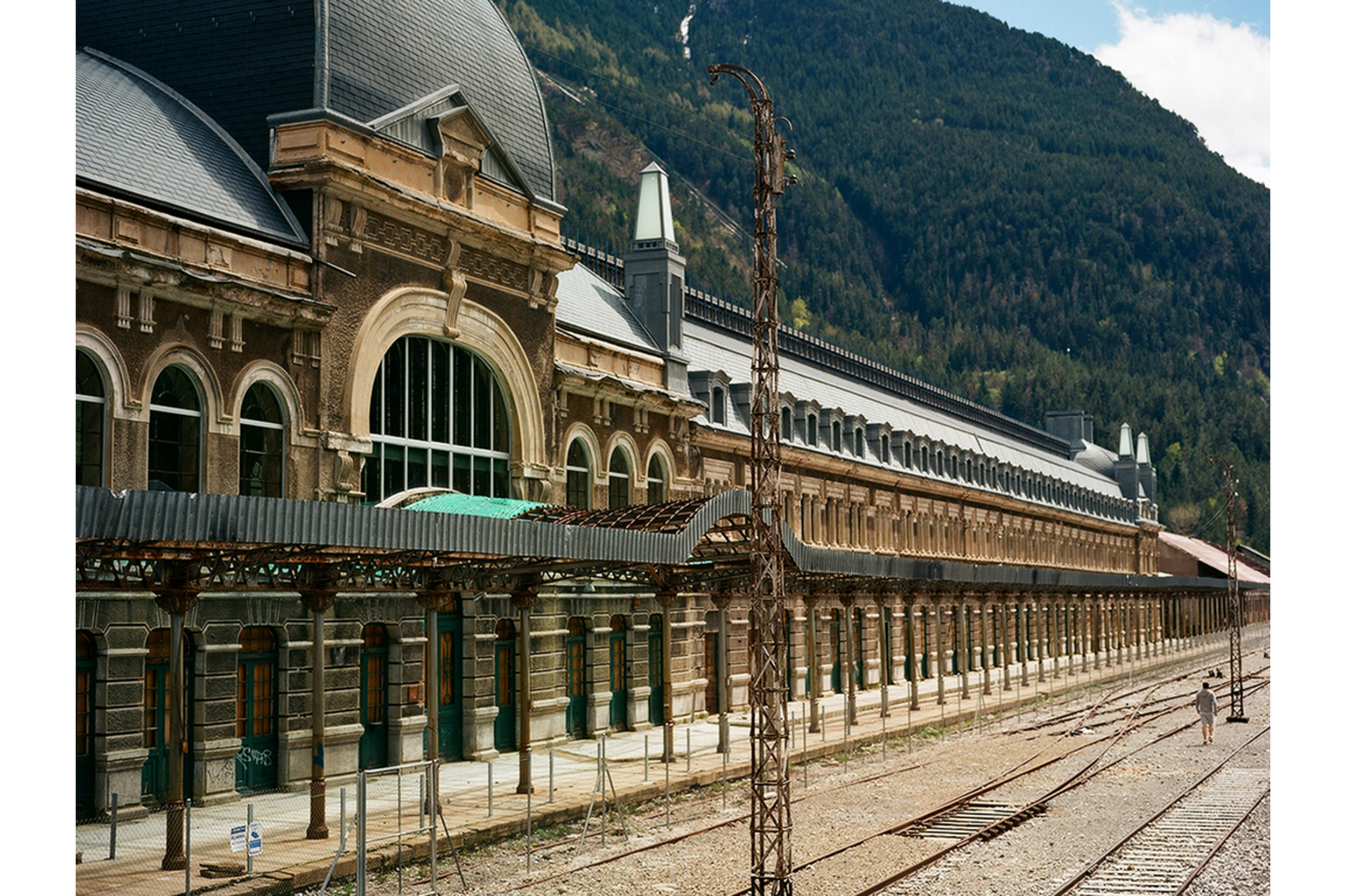Canfranc, Spain, 2015