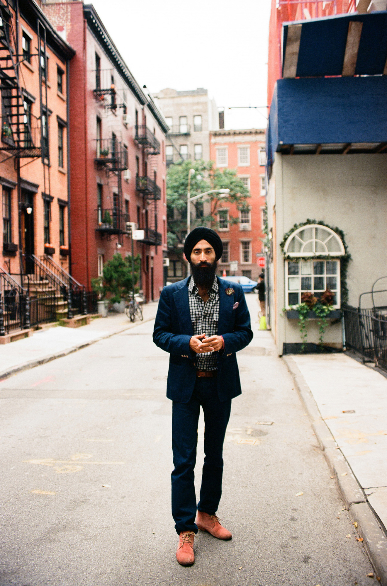 Waris, New York, 2013