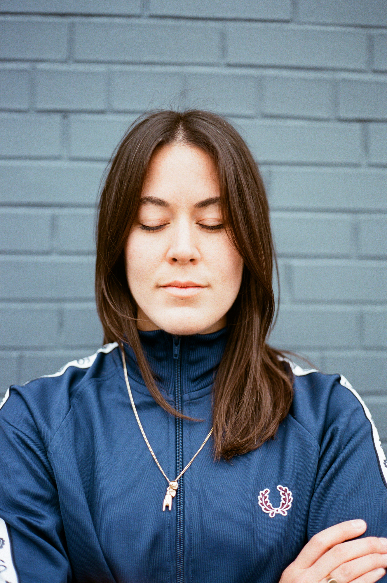 Stephanie Hoff, photographed for Pillpack, Toronto, 2015