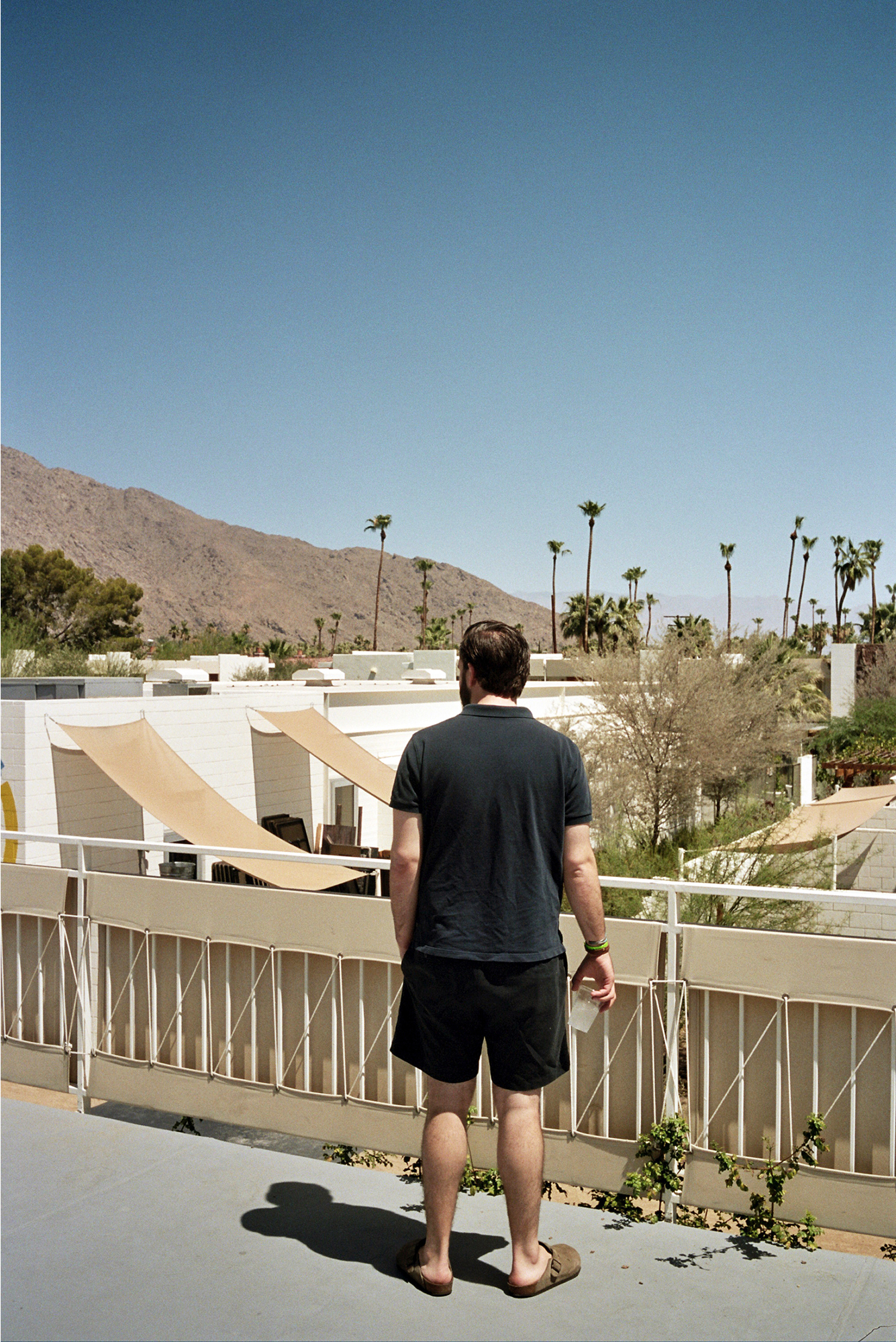 Kevin, photographed for Ace Hotel Group, Palm Springs, 2013