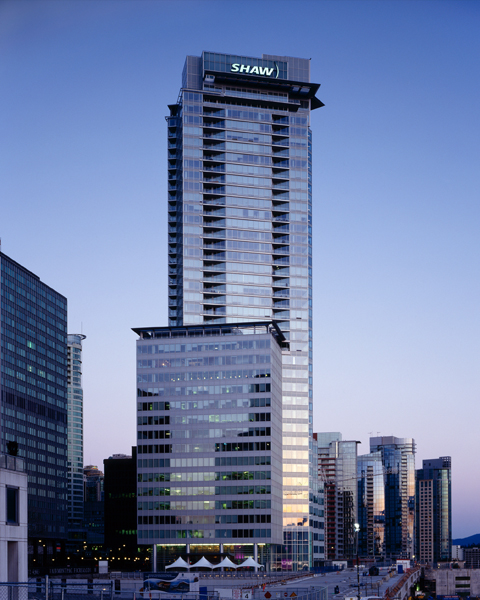 Shaw Tower - Vancouver