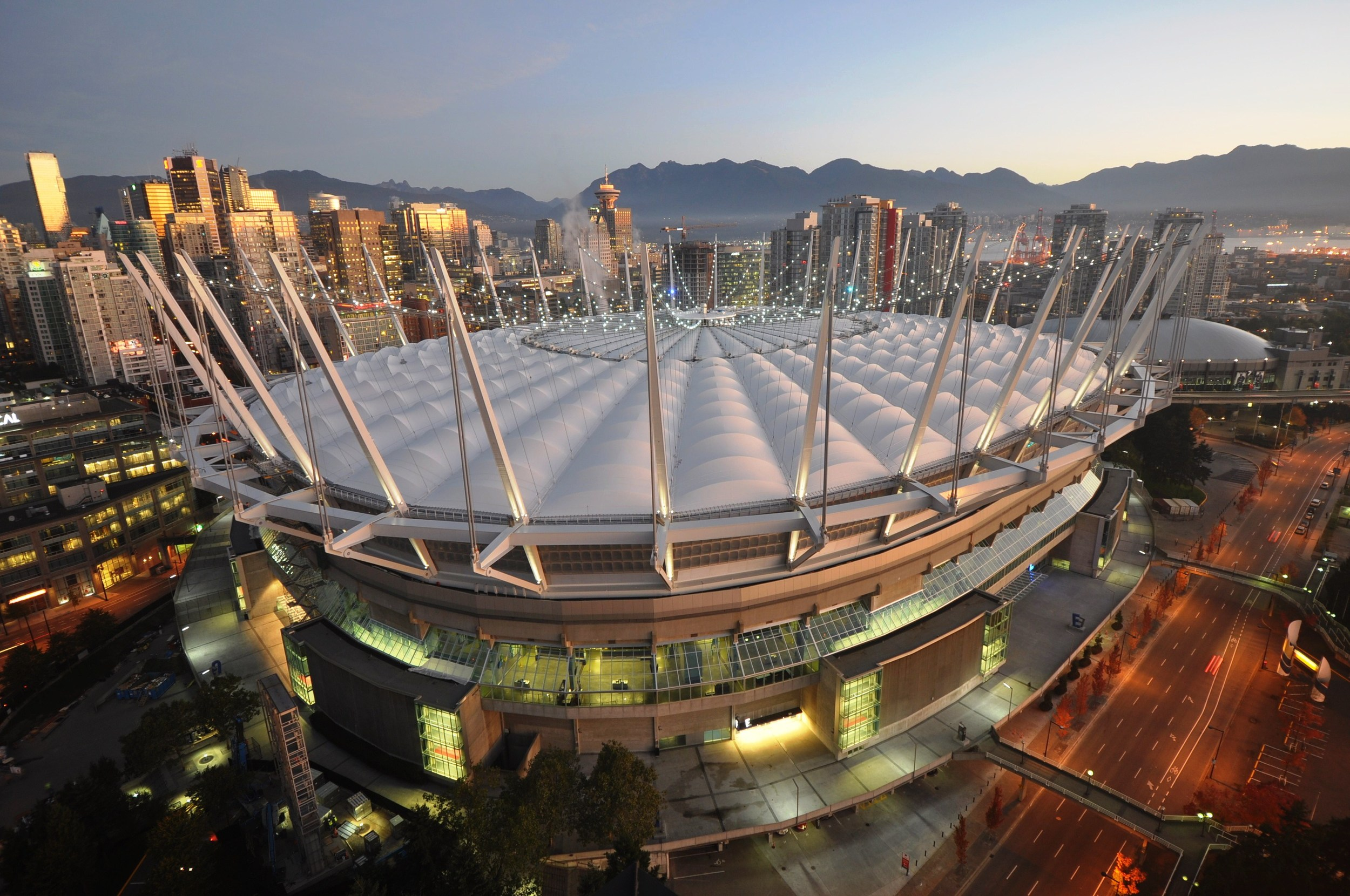 BC Place - Vancouver