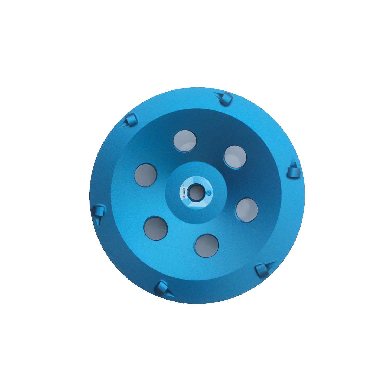 PCD Wheel