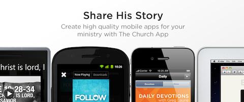 The Church App