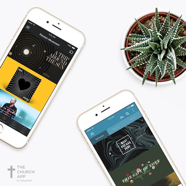 Say hello to our #1 downloaded app of 2018: The Church App! We are delighted to see thousands of people using The Church App to engage with gospel-centered content from leading ministries around the world!