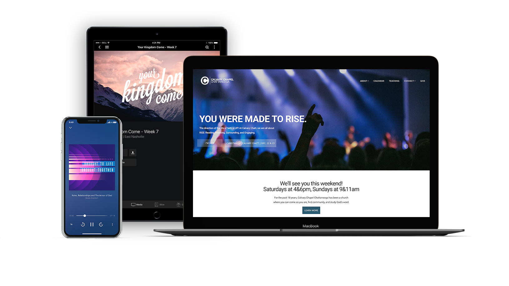 Subsplash com | Engage your audience like never before