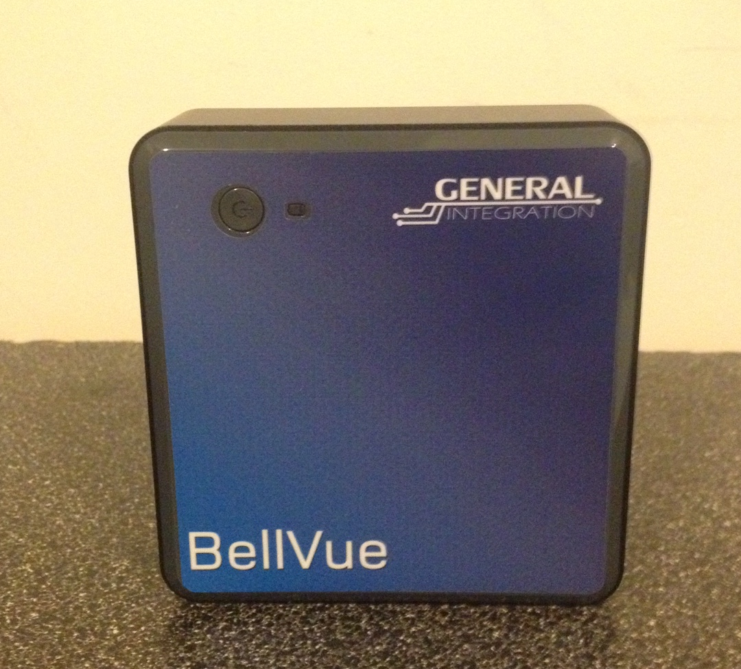 BellVue Appliance - Current version. Solved addition problems with the move to USB Serial and only 1 network port. Added the Backup and Recovery USB with this version. Love the new decal to brand the device.