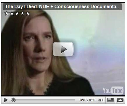 Pam Reynolds,  Out of Body Experience During Brain Surgery.   Considered one of the best documented NDEs. (10:58)
