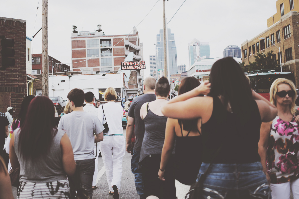First Fridays in Kansas City on Friday, June 6, 2014
