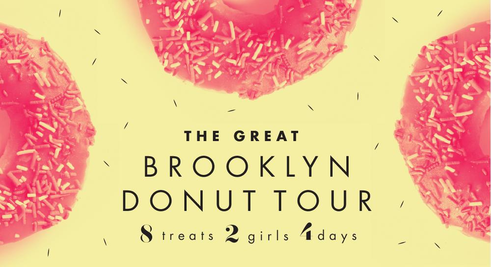 The great Brooklyn donut tour | Freckle & Fair