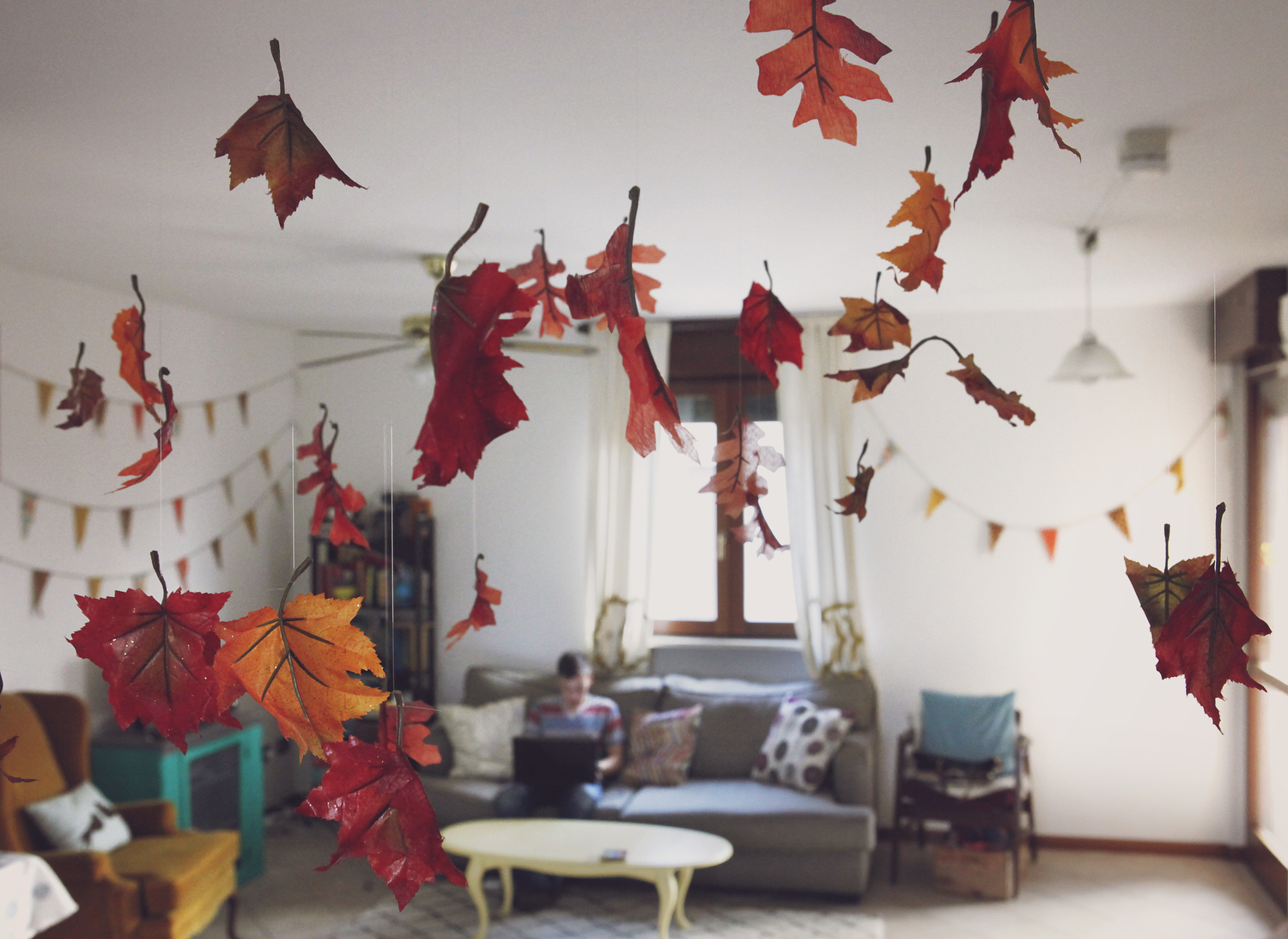 Thanksgiving tips for millenials: Last-minute decoration ideas and tips   Freckle & Fair
