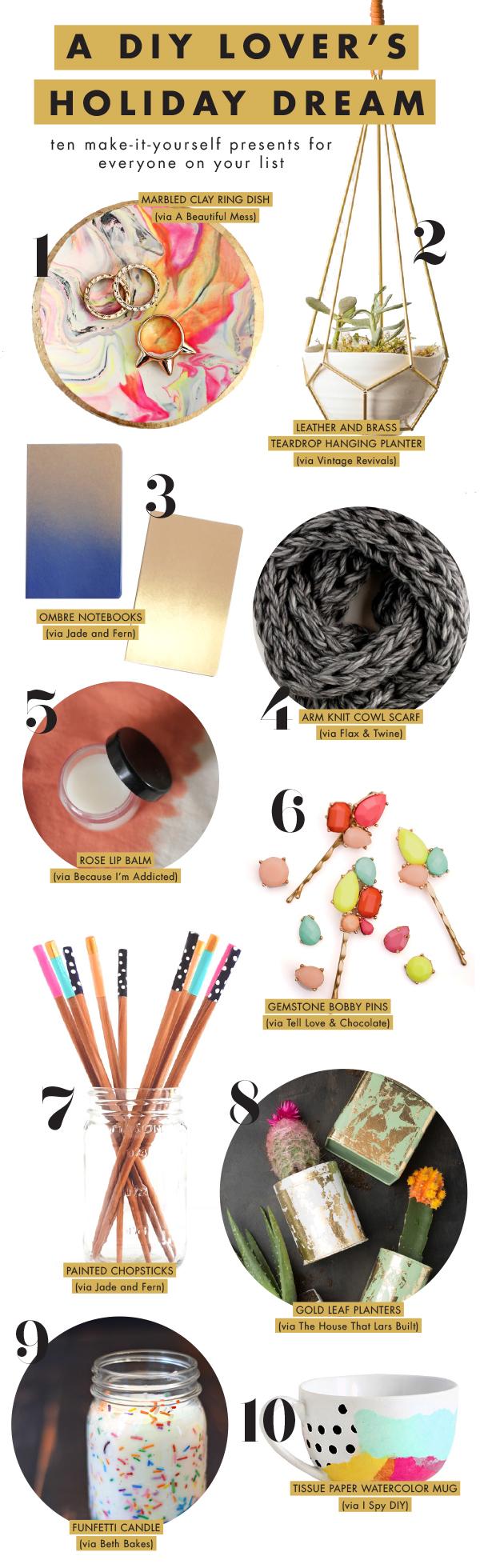 A Very DIY Christmas | Freckle & Fair